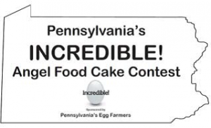 Pennsylvania's Incredible Angel Food Cake Contest