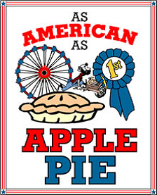 Blue Ribbon Apple Pie