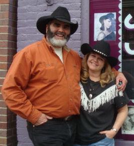 Carhatt & Lace: Dan and Donna